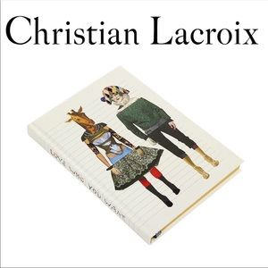 Christian Lacroix Love Who you Want Journal